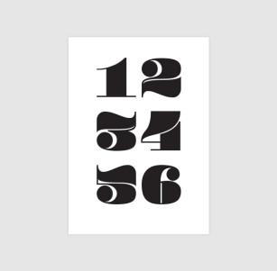 numbers-single